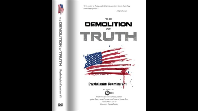 The Demolition of truth